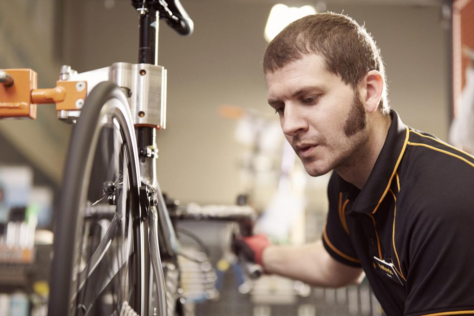 Halfords Cyclecare