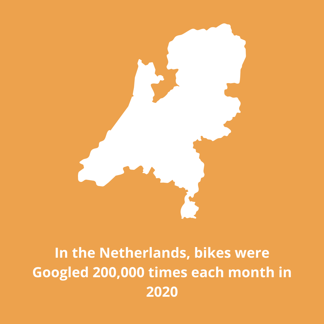 Netherlands 2020 Cycling Trends
