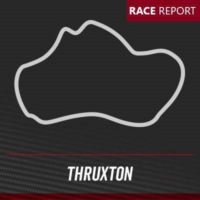 Thruxton race report